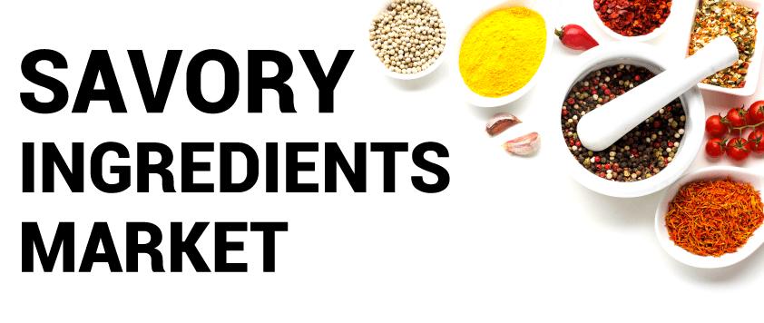 Savory Ingredients Market