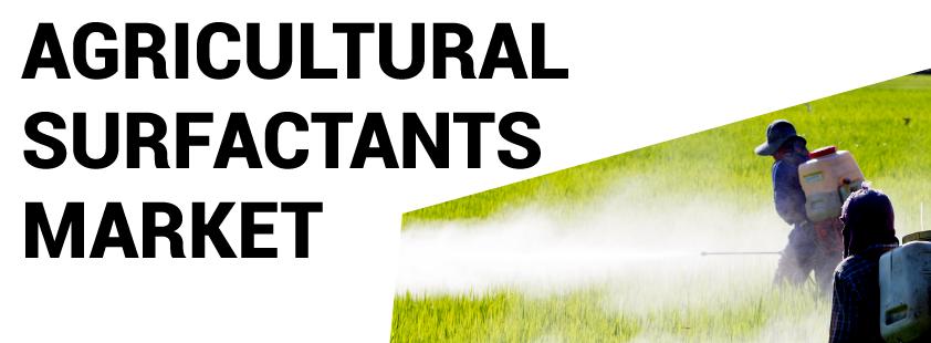 Agricultural Spray Surfactants Market