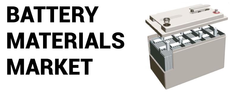 Battery Material Market