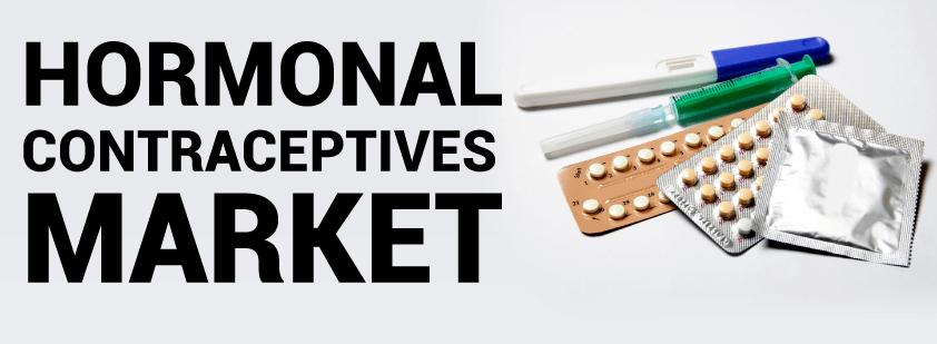 Hormonal Contraceptives Market
