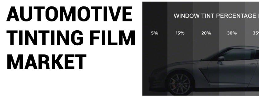 Automotive Tinting Films Market
