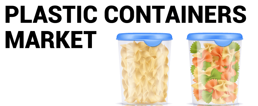 Plastic Containers Market
