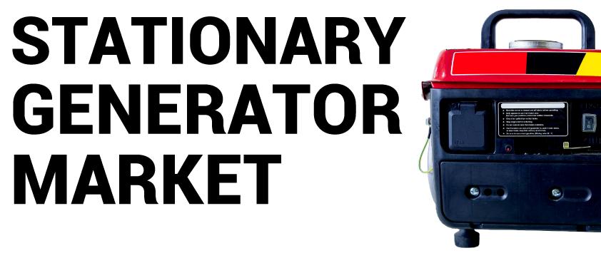 Stationary Generators Market