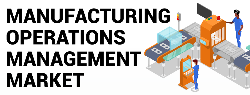 Manufacturing Operations Management Software Market