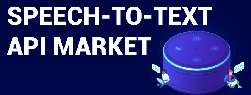 Speech-to-Text API Market
