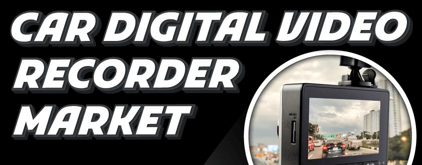 Car DVR (Digital Video Recorder) Market
