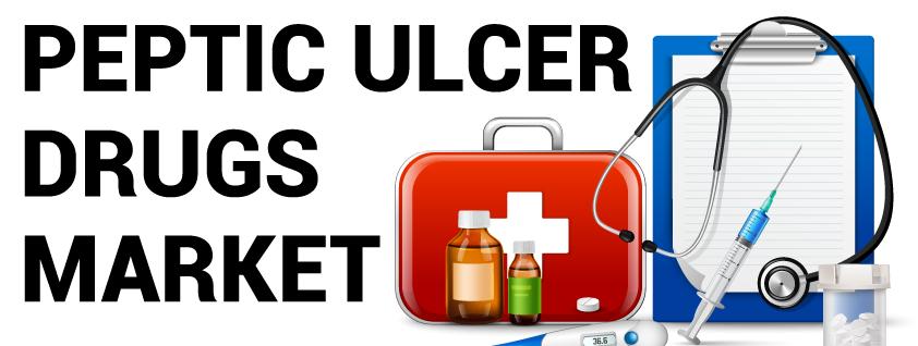 Peptic Ulcer Drugs Market