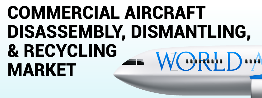 Commercial Aircraft Disassembly Dismantling and Recycling Market