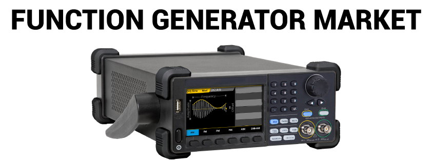 Function Generator Market