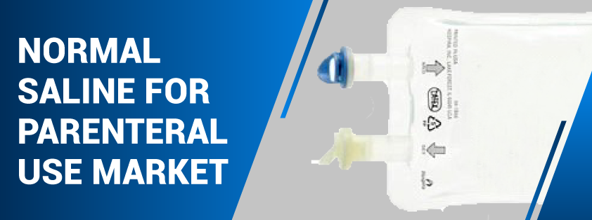 Normal Saline for Parenteral Use Market