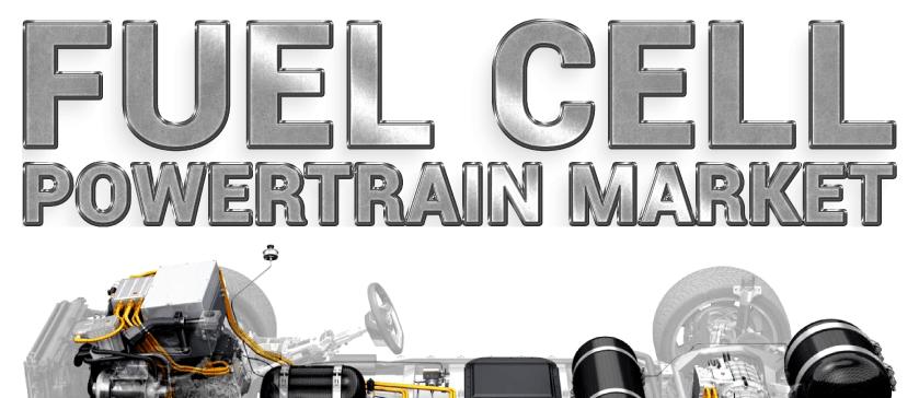 Fuel Cell Powertrain Market