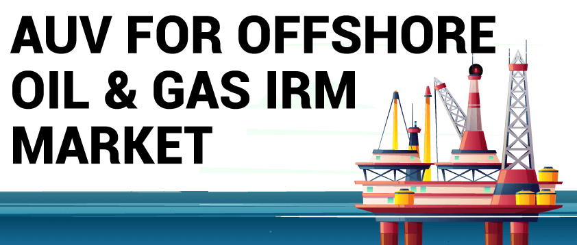 AUV for Offshore Oil and Gas IRM Market