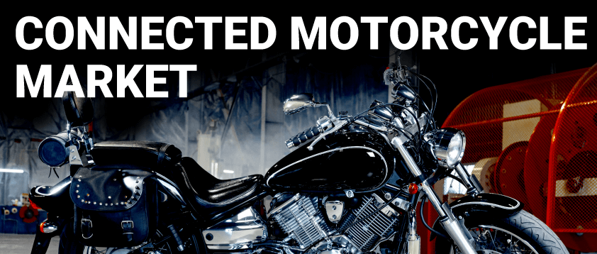 Connected Motorcycle Market