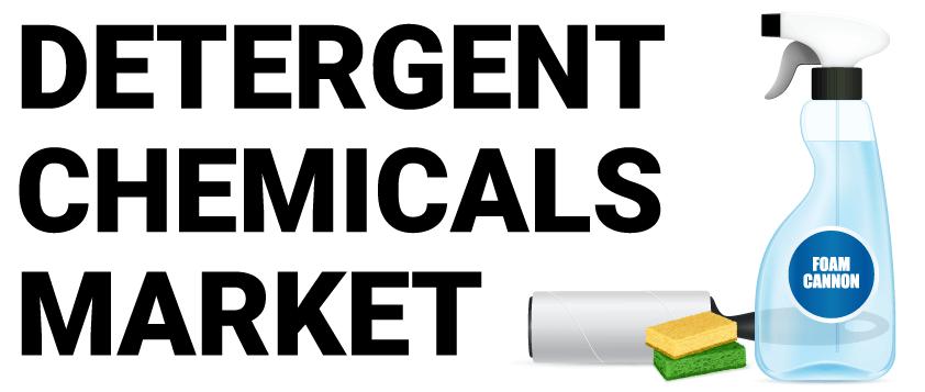 Detergent Chemicals Market